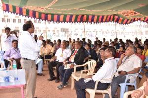 Meet the Scientist - Dr. Ch.Mohana Rao, Former Dirctor, CCMB